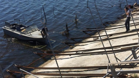 К переносу лодочных баз в Саратове может подключиться прокуратура