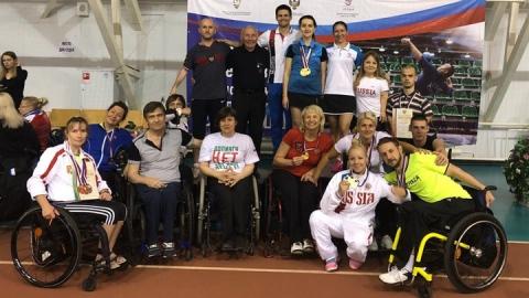 Саратовский бадминтонист стал чемпионом России
