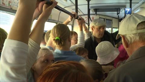 Минтранс: температура в автобусах не должна превышать 25 градусов