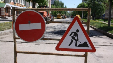 В Саратове перекроют две улицы на ремонт