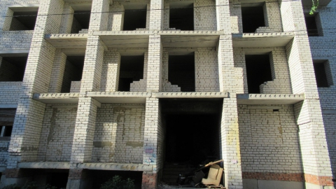 В Саратове введут штрафы за необустроенные стройплощадки