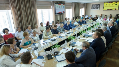 В Саратове обсудили подготовку специалистов цифровой экономики для малого и среднего бизнеса