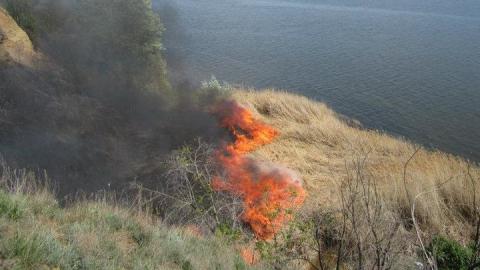 МЧС: Саратов ждут ландшафтные пожары