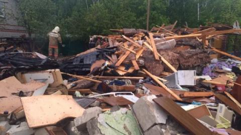 В Саратове по вине слесарей взорвался газ в дачном домике