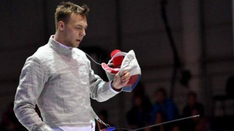 Саратовец стал пятым на чемпионате Европы