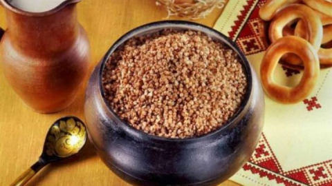 В область не пропустили три с половиной тонны гречки из Казахстана