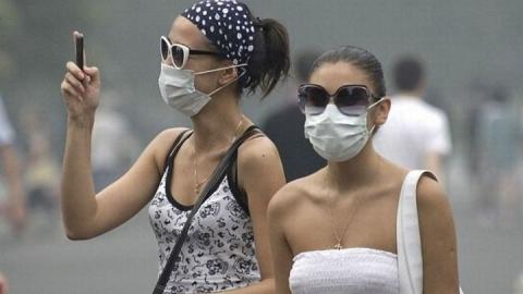 В атмосферном воздухе Саратовской области прогнозируется накопление пыли