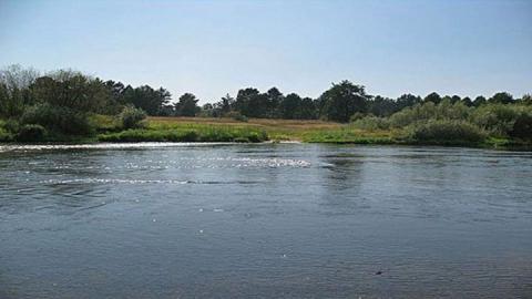 В реке Латрык утонул ребенок