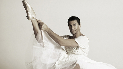 В музей Радищева привезут балетные туфли Николая Цискаридзе