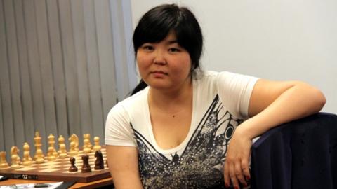 Саратовская шахматистка с победы начала Высшую лигу