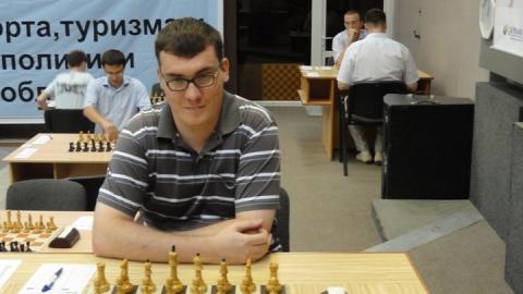 Саратовский шахматист одержал первую победу в Высшей лиге