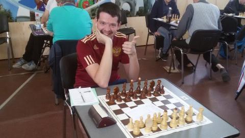 Саратовский шахматист на чемпионате мира выиграл вторую партию подряд