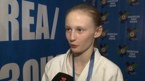 Балаковская дзюдоистка выиграла европейскую «бронзу»
