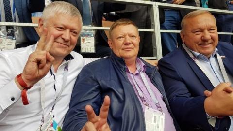 Николай Панков: «Победа сборной России – это момент, который сплотил сегодня наш народ»
