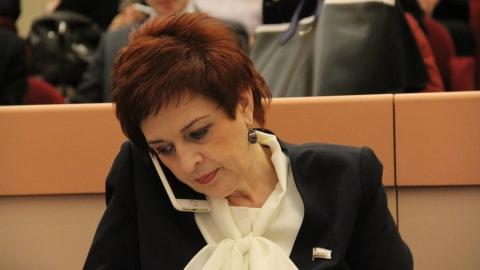 Лариса Колязина ушла из областного правительства