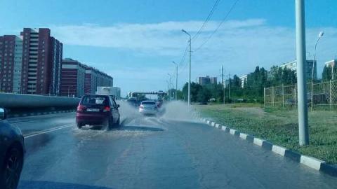 Потоп на Топольчанской продолжается