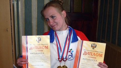 Метательница установила новый рекорд России