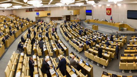 Обнародована зарплата и пенсия депутатов Госдумы