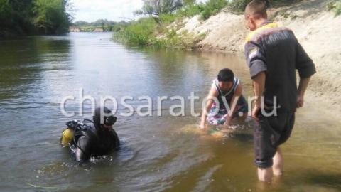 В Балашовском районе утонула 15-летняя девочка