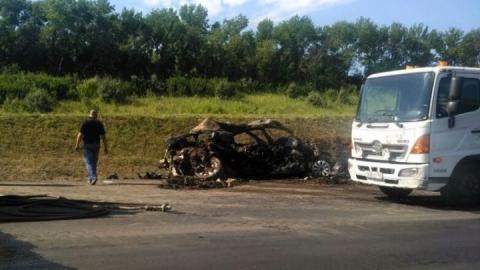 На федеральной трассе в ДТП погибли балаковский депутат Андрей Володихин с женой