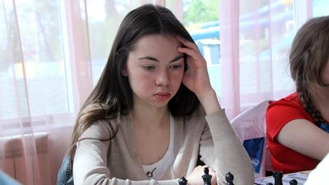 Саратовчанка стала второй в Высшей лиге