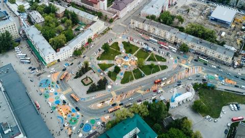 Участок Привокзальной площади передадут под парковку