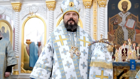 Епископ Илия найден мертвым на Афоне
