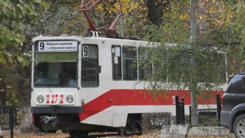 В Саратове трамвай насмерть задавил мужчину