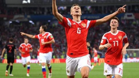 Сборная России уступила Хорватии в борьбе за выход в полуфинал