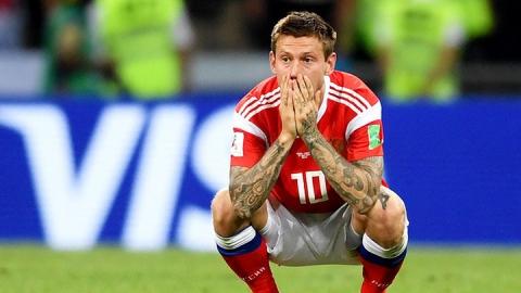 Саратовский футболист не забил пенальти в четвертьфинале чемпионата мира