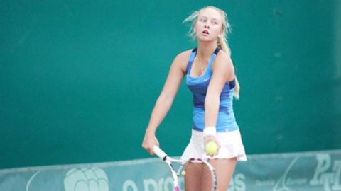 Саратовская теннисистка в Риме заняла второе место