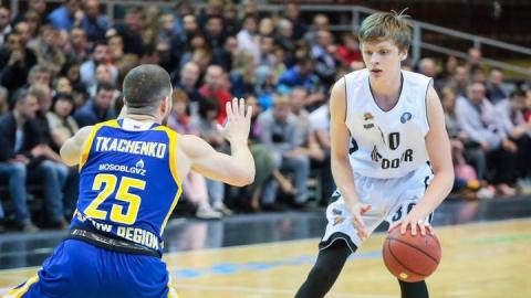 Защитник «Автодора» помог России стать третьей в международном турнире