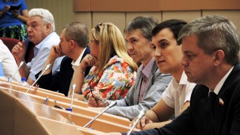 Депутаты Саратовской областной думы приняли пенсионную реформу