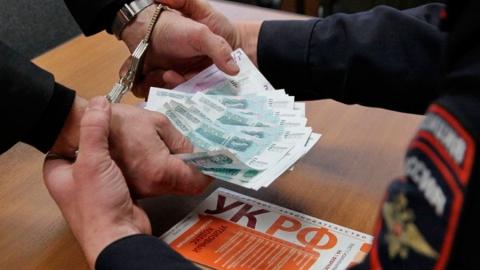 """""""Поволжскчермет"""" приговорен к миллионному штрафу за взятку полицейскому"""