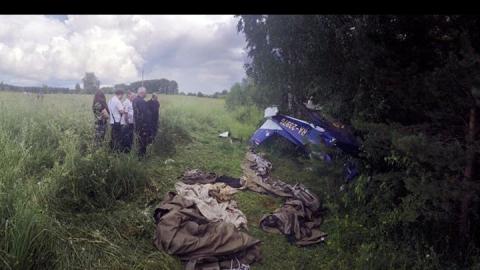 Заместитель Михаила Бабича остался жив после авиакатастрофы