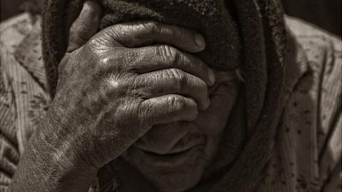 89-летняя мать подозревается в убийстве сына