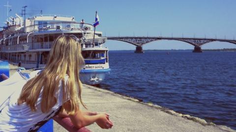 Саратовские полицейские штрафуют туристические автобусы с иностранцами и инвалидами