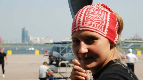 Байдарочница из Энгельса стала двукратной чемпионкой России