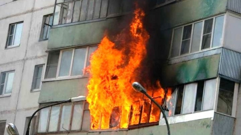 В пожаре на Большой Садовой погиб мужчина