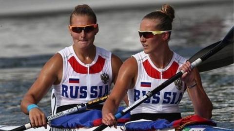 Байдарочница из Энгельса в третий раз стала сильнейшей в России