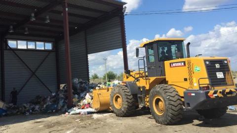 Состоялись тестовые пуски Саратовских мусороперегрузочных станций