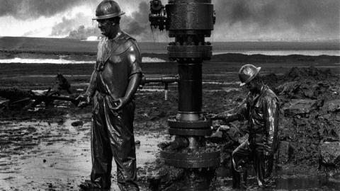 Саратовским нефтяникам не платили зарплату в сумме 1,4 миллиона рублей