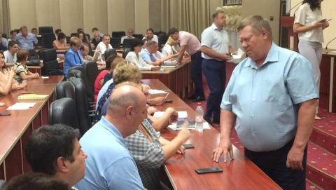 Николай Панков: «По повышению инвестиционной привлекательности ЖСК «Рубин» должны свое слово сказать специалисты»