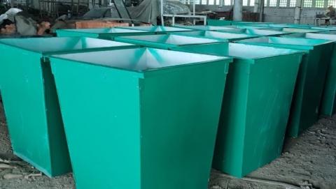 В Саратовской области началась замена контейнерного парка