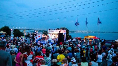 Саратовцев приглашают на концерт ко Дню ВМФ