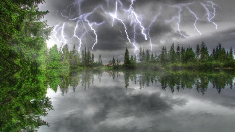 Сегодня по области пройдут дожди, ливни, град и гроза