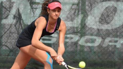 Саратовские теннисистки заняли третье место в Казахстане