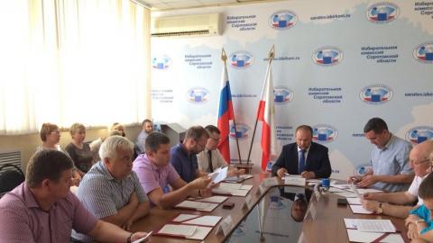 Жители области выберут двух депутатов Госдумы из 13 претендентов