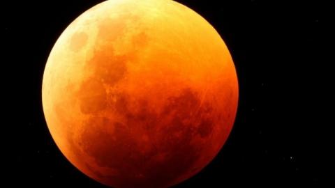 Где можно увидеть «Кровавую луну» и противоборство Марса 27июля