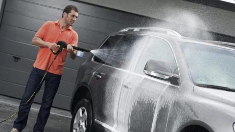 Автомойки накажут на 170 тысяч рублей за сброс загрязняющих веществ